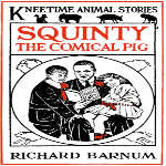 The Kneetime Animal Stories by Richard Barnum