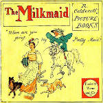 The Milkmaid by Randolph Caldecott