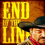 End of the Line by Alison L. Randall