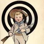 Little People: An Alphabet by T. W. H. Crosland