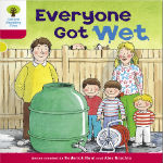 Everyone Got Wet by Roderick Hunt