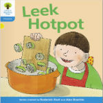 Leek Hotpot by Roderick Hunt