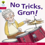 No Tricks, Gran! by Roderick Hunt