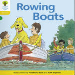 Rowing Boats by Roderick Hunt