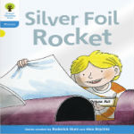 Silver Foil Rocket by Roderick Hunt