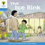 The Ice Rink by Roderick Hunt