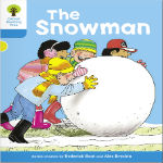 The Snowman by Roderick Hunt