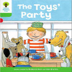 The Toys' Party by Roderick Hunt