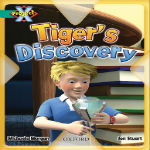 Tiger's Discovery by Michaela Morgan