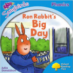 Ron Rabbit's Big Day by Julia Donaldson