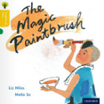 The Magic Paintbrush by Liz Miles