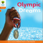 Olympic Dreams by Claire Llewellyn