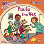 Paula the Vet by Julia Donaldson