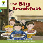 The Big Breakfast by Roderick Hunt