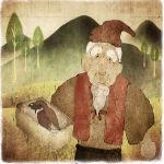 舌切り雀 日本の昔話