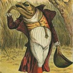 The Frog Who Would A Wooing Go by Anonymous