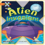 Alien Invasion! by Mike Brownlow