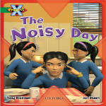 The Noisy Day by Tony Bradman