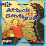 Attack of the Centipede by Jan Burchett & Sara Vogler