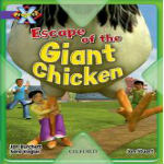 Escape of the Giant Chicken by Jan Burchett & Sara Vogler
