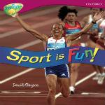 Sport is Fun! by David Clayton