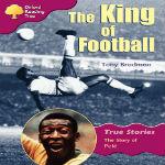 The King of Football by Tony Bradman