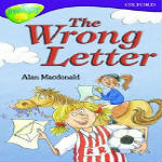The Wrong Letter by Alan McDonald