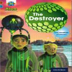 The Destroyer by Tony Bradman