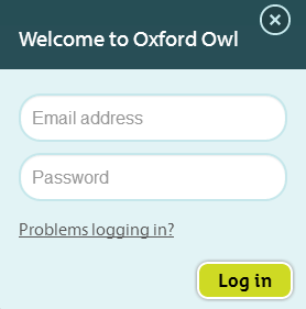 Welcome to Oxford Owl