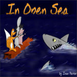 In Open Sea by Ivan Parvov