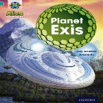 Planet Exis by Tony Bradman