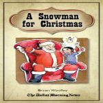 A Snowman for Christmas by Bryan Woolley