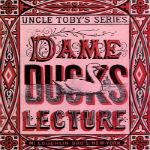 Dame Duck's First Lecture on Education by Unknown