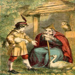 The History of Old Mother Goose and her Son Jack by Joseph Martin Kronheim
