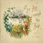 All Round the Year by Caris Brooke and E. Nesbit