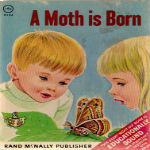 A Moth Is Born by Herbert B Walker