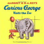 Curious George Visits the Zoo by Margret & H. A. Rey's