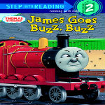 James Goes Buzz Buzz by Rev. W. Awdry